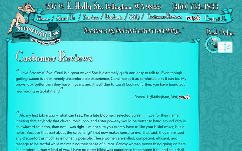 Website Portfolio Ibiz Shout Out Llc Bellingham Wa